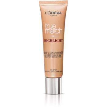 L'Oréal Paris True Match illuminante liquido colore 101.D/W Golden Glow 30 ml