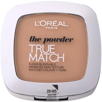 L'Oréal Paris True Match cipria compatta colore 5D/5W Golden Sand 9 g