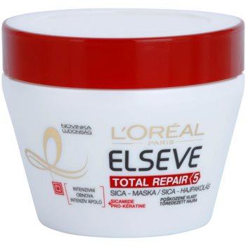 L'Oréal Paris Elseve Total Repair 5 maschera rigenerante 300 ml