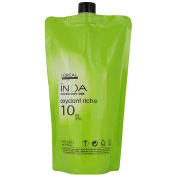 L'Oréal Professionnel Inoa emulsione attivatore (Oxydant Riche 10 vol. 3%) 1000 ml