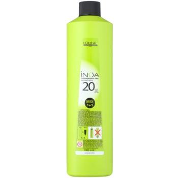 L'Oréal Professionnel Inoa ODS emulsione attivatore (Oxydant Riche 20 vol. 6%) 1000 ml