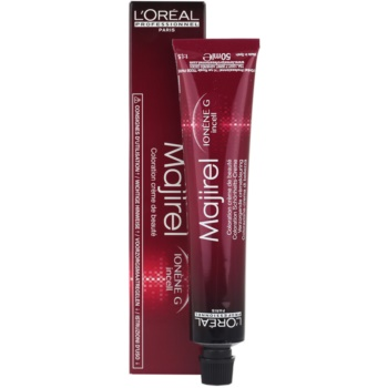 L'Oréal Professionnel Majirel tinta per capelli colore 4,15 (Beauty Colouring Cream) 50 ml