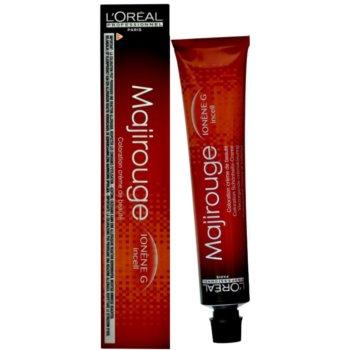 L'Oréal Professionnel Majirouge tinta per capelli colore 7,45 (Beauty Colouring Cream) 50 ml