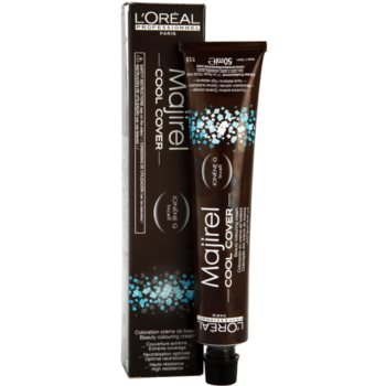 L'Oréal Professionnel Majirel Cool Cover tinta per capelli colore 6.1 Dark Ash Blonde (Beauty Colouring Cream) 50 ml
