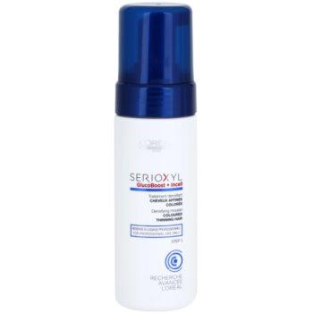 L'Oréal Professionnel Serioxyl schiuma per una maggior densità dei capelli colorati (GlucoBoost + Incell) 125 ml