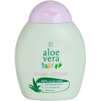 LR Aloe Vera Baby latte trattante per bambini (40% Aloe Vera and Bio Calendula Extract) 200 ml