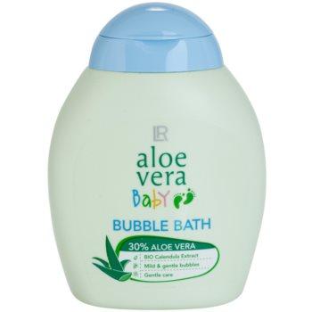 LR Aloe Vera Baby mousse bagno delicata (30% Aloe Vera and Bio Calendula Extract) 200 ml