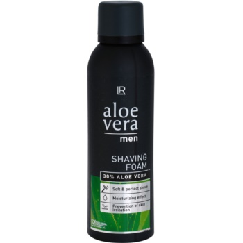 LR Aloe Vera Men schiuma da barba effetto idratante (30% Aloe Vera) 200 ml