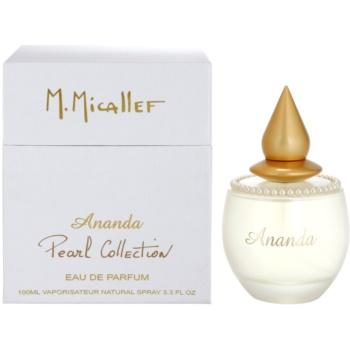 M. Micallef Ananda Pearl Collection eau de parfum per donna 100 ml