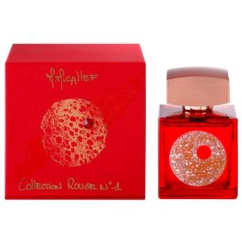 M. Micallef Collection Rouge N°1 eau de parfum per donna 100 ml