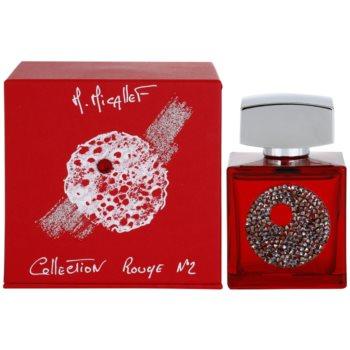 M. Micallef Collection Rouge N°2 eau de parfum per donna 100 ml