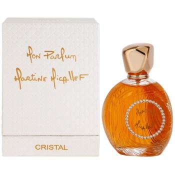 M. Micallef Mon Parfum Cristal eau de parfum per donna 100 ml