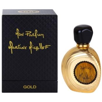 M. Micallef Mon Parfum Gold eau de parfum per donna 100 ml