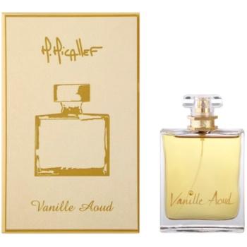 M. Micallef Vanille Aoud eau de parfum per donna 100 ml