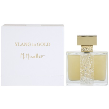 M. Micallef Ylang In Gold eau de parfum per donna 100 ml