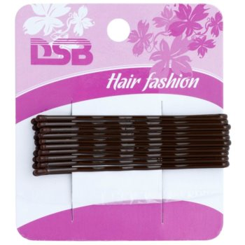 Magnum Hair Fashion forcine classiche per capelli Brown 10 pz