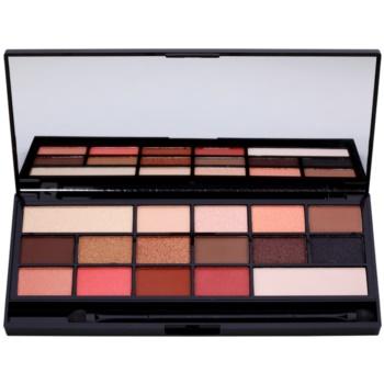 Makeup Revolution I ¦ Makeup Chocolate Vice palette di ombretti con specchietto e applicatore 22 g