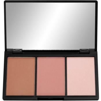 Makeup Revolution I ¦ Makeup Definition palette contorno viso colore Fair 11 g