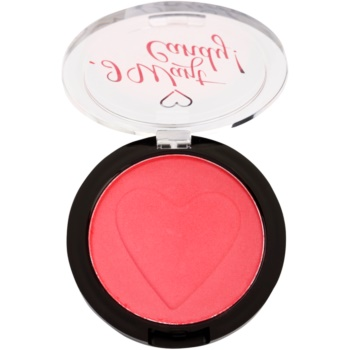 Makeup Revolution I ¦ Makeup I Want Candy! blush in polvere colore Wow 3 g