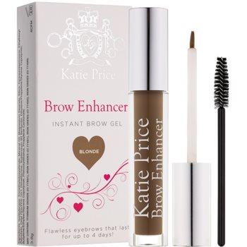 Makeup Revolution Katie Price gel fissante per sopracciglia colore Blonde 3,8 g