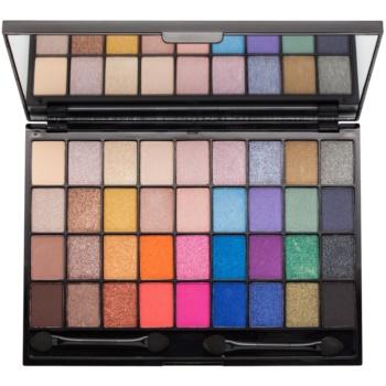Makeup Revolution I ¦ Makeup Makeup Geek palette di ombretti con specchietto e applicatore 28 g