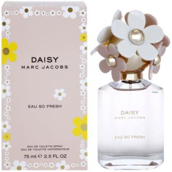 Marc Jacobs Daisy Eau So Fresh eau de toilette per donna 75 ml