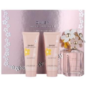 Marc Jacobs Daisy Eau So Fresh kit regalo I eau de toilette 75 ml + latte corpo 75 ml + gel doccia 75 ml