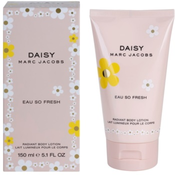 Marc Jacobs Daisy Eau So Fresh latte corpo per donna 150 ml