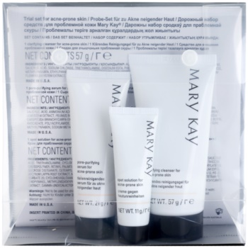 Mary Kay Acne-Prone Skin set di cosmetici I.
