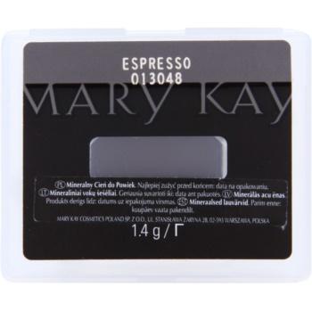 Mary Kay Mineral Eye Colour ombretti colore Espresso 1,4 g