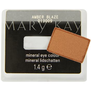 Mary Kay Mineral Eye Colour ombretti colore Amber Blaze (Mineral Eye Colour) 1,4 g