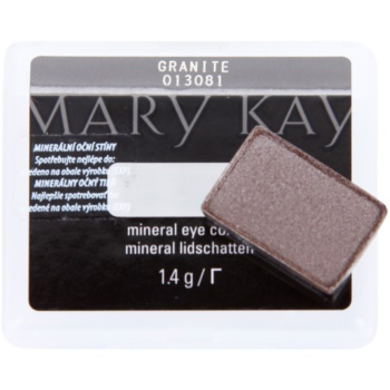Mary Kay Mineral Eye Colour ombretti colore Granite (Mineral Eye Colour) 1,4 g