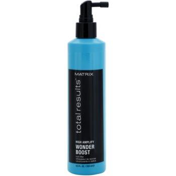 Matrix Total Results High Amplify spray modellante per il volume a partire dalle radici 250 ml
