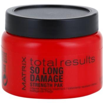 Matrix Total Results So Long Damage maschera rigenerante con ceramidi 150 ml