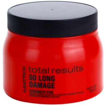 Matrix Total Results So Long Damage maschera rigenerante con ceramidi 500 ml