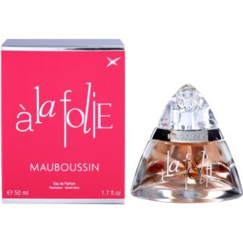 Mauboussin A la Folie eau de parfum per donna 50 ml