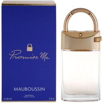 Mauboussin Promise Me eau de parfum per donna 90 ml