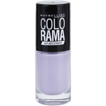 Maybelline Colorama 60 Seconds smalto per unghie e asciugatura rapida colore 324 7 ml