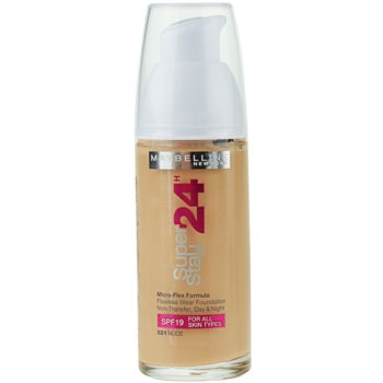 Maybelline SuperStay 24 Color fondotinta liquido colore 021 Nude 30 ml