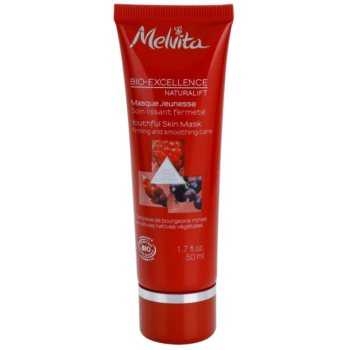 Melvita Bio-Excellence Naturalift maschera per ringiovanire la pelle (Firming and Smoothing Care) 50 ml