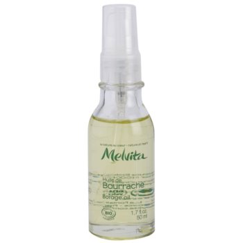 Melvita Huiles de Beauté Bourrache olio nutriente per pelli mature Borage Oil (Nourishing Mature Skin) 50 ml
