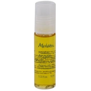 Melvita Huiles de Beauté Rosier Muscat olio di argan antirughe (Targed Roll-on for Wrinkles ) 10 ml