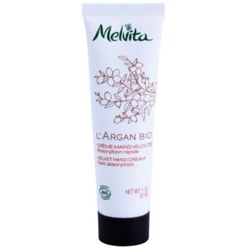 Melvita L'Argan Bio crema delicata mani (Fast Absorption) 30 ml