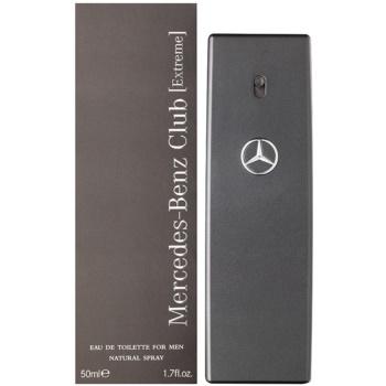 Mercedes-Benz Mercedes Benz Club Extreme eau de toilette per uomo 50 ml