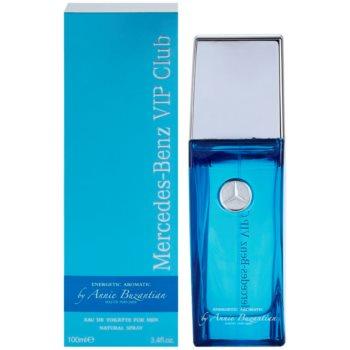 Mercedes-Benz VIP Club Energetic Aromatic eau de toilette per uomo 100 ml