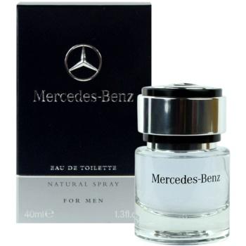 Mercedes-Benz Mercedes Benz eau de toilette per uomo 40 ml