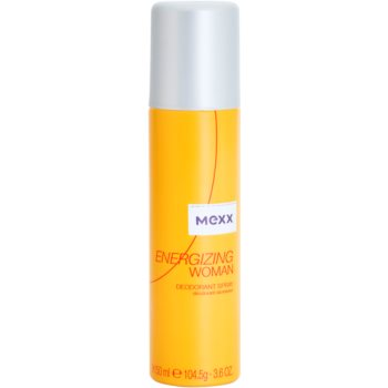 Mexx Energizing Woman deospray per donna 150 ml