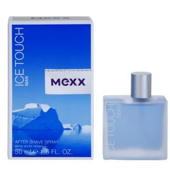 Mexx Ice Touch Man 2014 lozione post-rasatura per uomo 50 ml con nebulizzatore