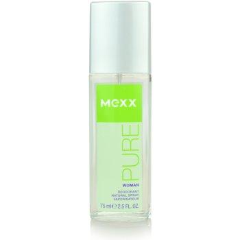 Mexx Pure for Woman deodorante con diffusore per donna 75 ml