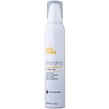 Milk Shake Lifestyling gel modellante per capelli mossi (With Lychee Extract) 200 ml